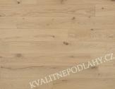 Dřevěná třívrstvá podlaha PAR-KY Dub Ivory Rustic intense