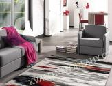 Kusový koberec DIAMOND NEW 80 x 150 cm šedý