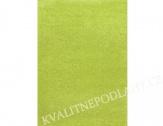 Kusový koberec EXPO SHAGGY 80 x 150 cm zelený