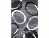 Kusový koberec FLORIDA 120 x 170 cm šedý