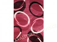Kusový koberec FLORIDA 120 x 170 cm fuchsia