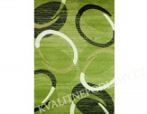 Kusový koberec FLORIDA 80 x 150 cm zelený