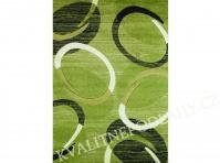 Kusový koberec FLORIDA 160 x 230 cm zelený