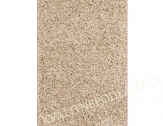 Kusový koberec SHAGGY PLUS 60 x 115 cm béžový
