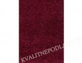 Kusový koberec SHAGGY PLUS 80 x 150 cm fialový