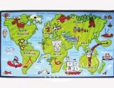 Kusový koberec SVĚTADÍL 100 x 150 cm