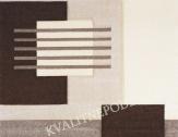 Kusový koberec CASCADA PLUS 80 x 150 cm béžový