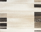 Kusový koberec LIVIA 200 x 290 cm krémová