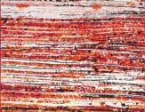 Kusový koberec MAROKKO 160 x 230 cm červený