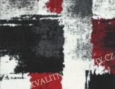 Kusový koberec ORION 200 x 290 cm červený