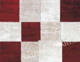 Kusový koberec TOPAZ 200 x 290 cm červený