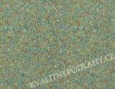 Bytový koberec MELODY šíře 4m zelená