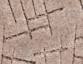 Bytový koberec SYMPHONY šíře 3m světle hnědá