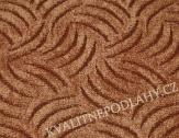 Bytový koberec TANGO šíře 4m hnědé