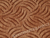 Bytový koberec TANGO šíře 5m hnědé