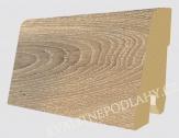 Soklová lišta Egger Classic 32 EPL019 Dub Parketa tmavý (17x60x2400 mm )