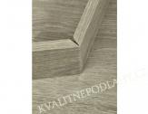 Obvodová lišta Floor Forever Divino 12,5x60x2400 mm