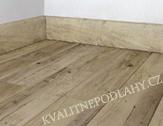 Originál MDF lišta Top Silence 2,2bm v barvě dekoru podlahy