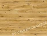 Třívrstvá dřevěná podlaha BARLINEK Dub Country přírodní kartáčovaná BC1-DBE1-OLE-XXZ-D14180-U