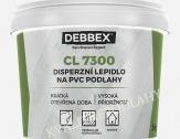 Den Braven CL 7300 1kg Univerzální disperzní lepidlo na PVC a koberce