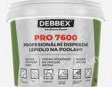 Den Braven PRO 7600 1kg Profesionální disperzní lepidlo na podlahy