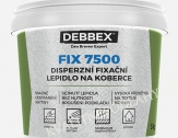 Den Braven FIX 7500 10kg (Disperzní fixační lepidlo na koberce)