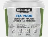 Den Braven FIX 7500 1kg (Disperzní fixační lepidlo na koberce)