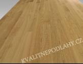 Dřevěná podlaha Provence Dub Naturelle (Natur/Rustik), š. 190 mm