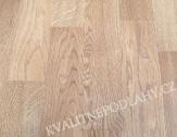 Dřevěná třívrstvá podlaha Barlinek Dub Gold parketa 3 lamela