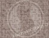 Bytový koberec ROBUST NEW šíře 4m 11484 HNĚDÝ