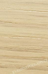 Soklová lišta Pedross dýhovaná SL 40 Dub bílý