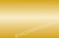 Přechod 30 mm kovový samolepící - Zlatá E00, délka 93cm