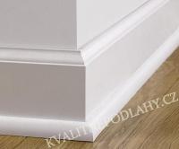 Quick-Step Soklová lišta Incizo Ovolo  129x16x2400