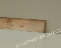 Soklová lišta KP 40 205 Dub cena za 1bm