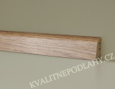 Soklová lišta KP 40 3222 Dub Breno cena za 1bm