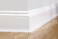 Quick-Step soklová lišta Incizo OGEE 160x16x2400mm