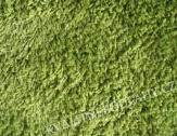 Koberec Vysoký Vlas Jasně Zelená 133x195cm