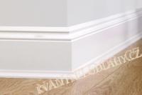 Quick-Step Soklová lišta Incizo Ogee  160x16x2400
