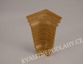 Kout (vnitřní) k soklové liště SLK 50 W130 Dub kanadský