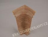 Kout (vnitřní) k soklové liště SLK 50 W171 Dub selský