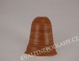 Roh (venkovní) k soklové liště SLK 50 W174 Doussie