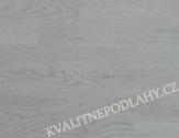 Dřevěná podlaha MAGNUM Dub bělený Vario 3 - lamela doprodej 30balení